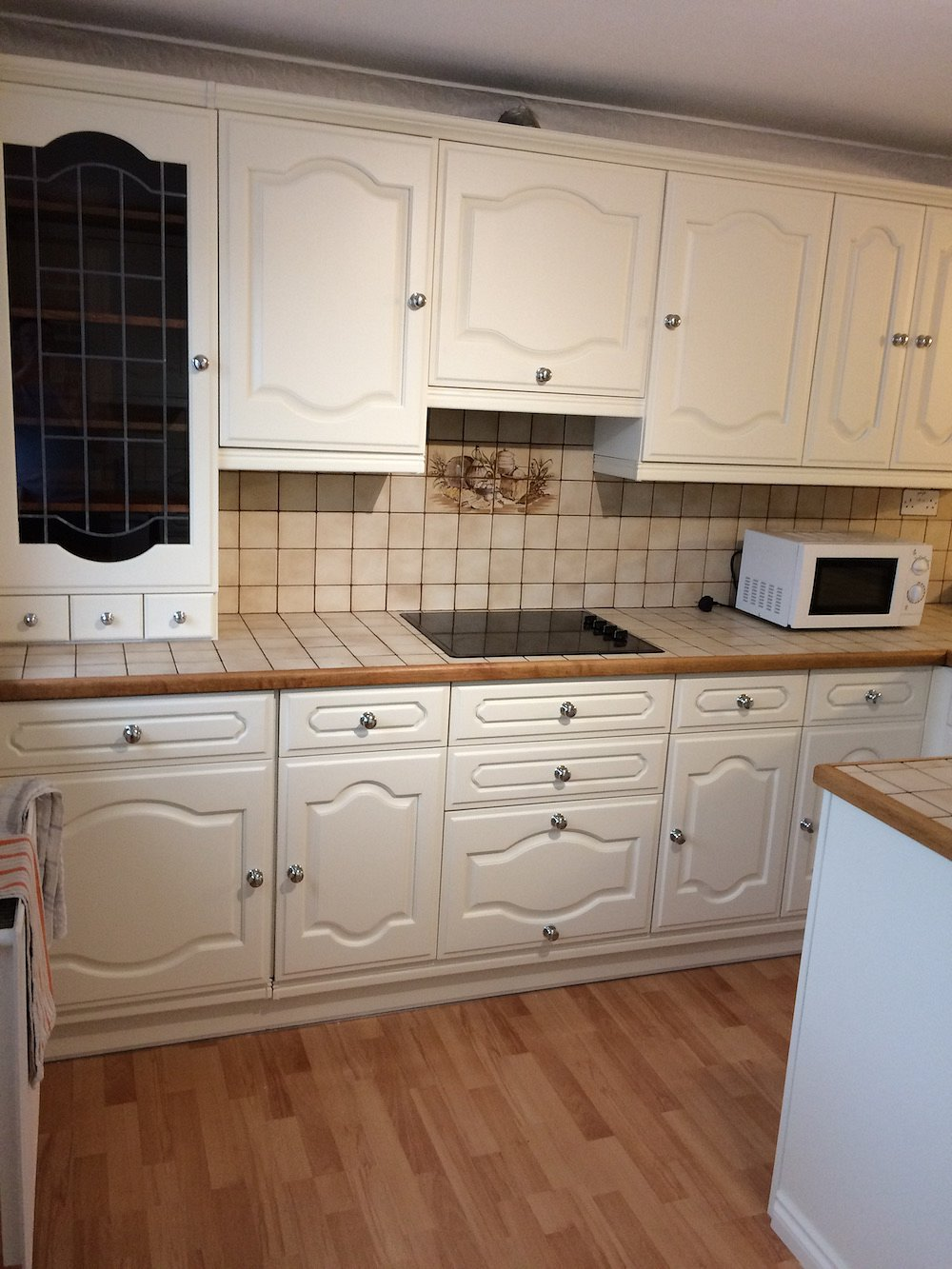 Bringing an old kitchen back to life in Romiley - After