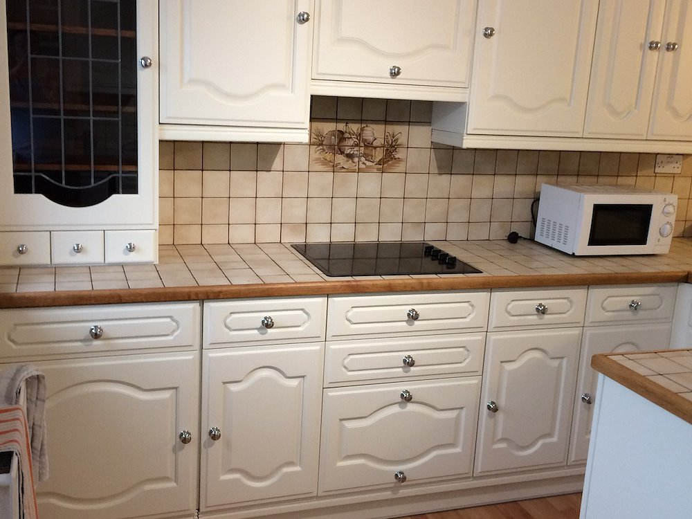 Bringing an old kitchen back to life in Romiley